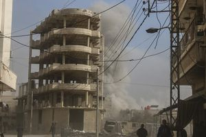 Quân đội Assad bất ngờ tuyên bố chiến thắng, ra tối hậu thư cho tàn quân nổi dậy