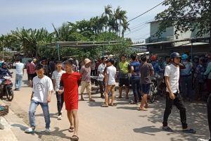 Quảng Nam: Dùng rựa chém chết người rồi uống thuốc sâu tự tử
