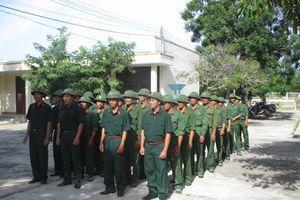 Xây dựng, quản lý và huấn luyện lực lượng dự bị động viên, bảo đảm sẵn sàng cho nhiệm vụ quốc phòng địa phương