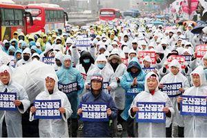 General Motors bên bờ vực phá sản tại Hàn Quốc