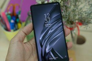 Xiaomi Mi Mix 2S tại Việt Nam: Vỏ gốm, màn hình tràn viền, camera AI