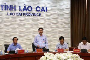 Lào Cai: Họp báo thông tin về kết luận thanh tra việc gây thất thoát gần 83 tỷ lĩnh vực khoáng sản
