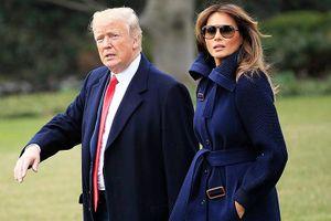 Đệ nhất phu nhân Mỹ Melania Trump gây chú ý với loạt váy áo nghìn USD