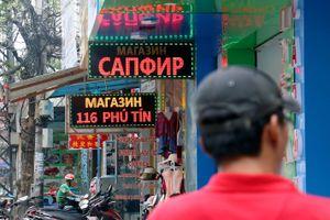 Lãnh đạo Nha Trang bất ngờ với hình ảnh TP giống 'phố Tàu, nước Nga'