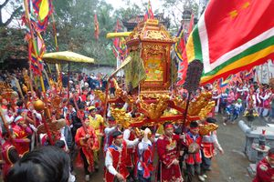 Lễ hội đền Bà Triệu: Tôn vinh Anh hùng dân tộc Triệu Thị Trinh