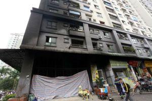 Hà Nội xin hạ tiêu chuẩn an toàn Phòng cháy chữa cháy chung cư: Thiếu trách nhiệm, khó chấp nhận