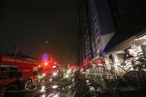 Để xảy ra cháy nổ: Ai phải chịu trách nhiệm?