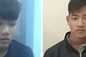 Hai thiếu niên kề dao vào cổ, khống chế nhiều phụ nữ trong đêm vắng