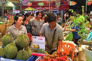 Khai mạc Hội chợ Hàng Việt Nam chất lượng cao TPHCM năm 2018
