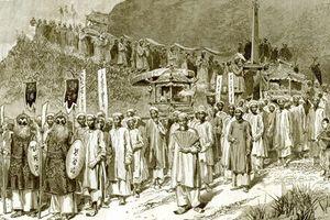 Hình ảnh hiếm có khó tìm về Việt Nam thế kỷ 19