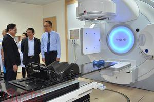 Bệnh viện Chợ Rẫy đưa vào hoạt động hệ thống điều trị ung thư hiện đại