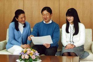 Công chúa Nhật Bản sang Anh học
