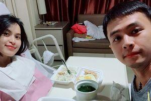 Hot Face sao Việt 24h: Văn Anh đảm đang chăm vợ đẻ