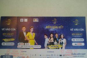 Ai có quyền tổ chức Cuộc thi 'Hoa hậu Biển Việt Nam Toàn cầu 2018'?