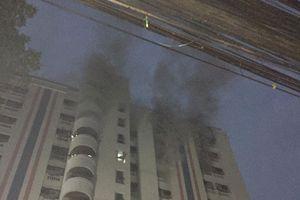 Người Việt với khoảnh khắc thoát chết kỳ diệu trong vụ cháy chung cư ở Thái Lan