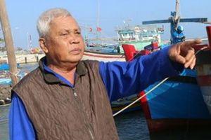 'Ông tổ' câu cá ngừ đại dương trổ tài 'tác chiến' từ bờ