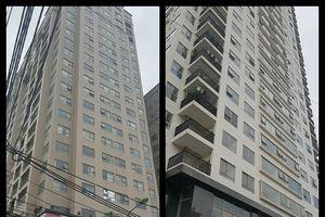 Hà Nội: Chủ đầu tư của hàng loạt chung cư tại ngõ 102 Trường Chinh vi phạm về PCCC