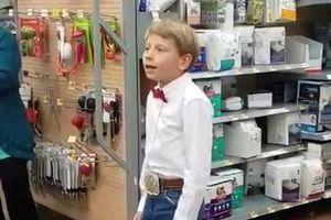 Cậu bé 11 tuổi hát yodeling điêu luyện