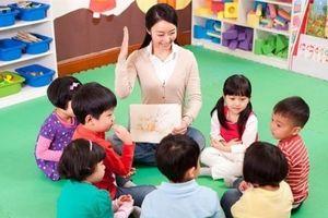 Giáo viên mầm non phải yêu thương, tôn trọng trẻ