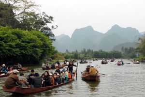 Mỹ Đức: Hướng tới kỷ niệm 60 năm Bác Hồ về thăm Chùa Hương