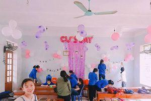 Con gái lớp người ta: Tổ chức tiệc hoành tráng, ngập tràn màu hồng dành cho 'hội phụ nam 6/4'