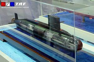 Tàu ngầm S26T Thái Lan mua từ Trung Quốc có thực sự mạnh nhất Đông Nam Á?