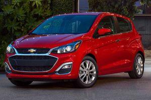 Xe nhỏ, giá rẻ Chevrolet Spark 2019 được nâng cấp như... siêu xe