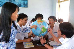Sơ đồ hóa kiến thức giúp học tốt môn Địa lý thi THPT quốc gia