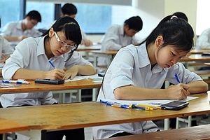 Từ năm 2019, Hà Nội tuyển sinh vào lớp 10 bằng các bài thi tổ hợp