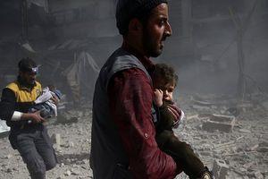 Có hay không Nga cùng quân đội Syria tấn công vũ khí hóa học ở Douma?
