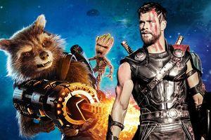 'Avengers: Infinity War': Tầm quan trọng của Thor và nhóm Vệ binh