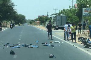 Thực hư vụ tai nạn 2 người chết do chơi trò 'lái xe lao vào nhau'