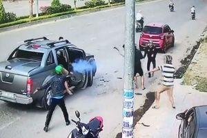 Nổ súng ở Nhơn Trạch: Thu súng, đạn, ô tô của giám đốc
