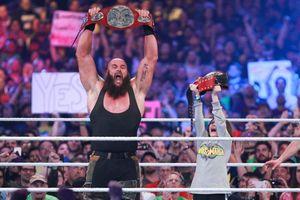 Cậu bé 10 tuổi giành đai vô địch đồng đội WWE