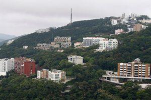 Đột nhập khu phố dành cho giới siêu giàu ở Hong Kong