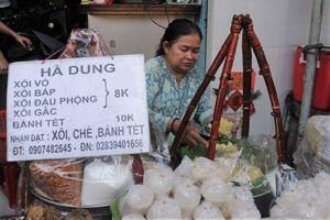 Người Sài Gòn ở gánh xôi đẹp nhất hơn 30 năm góc chợ Cũ