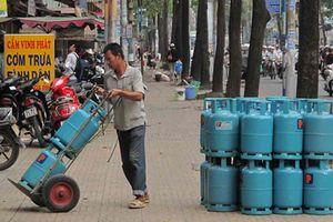 Lo xóa bỏ đại lý, tổng đại lý kinh doanh gas gây thiệt cho người tiêu dùng