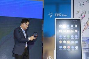 Samsung ra mắt bảng flipchart điện tử dành cho doanh nghiệp
