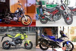 Những mẫu mô tô giá rẻ dưới 50 triệu nên mua năm 2018
