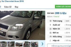 Chiếc ô tô sedan 5 chỗ 'mới toanh' này đang bán tầm giá 300 triệu tại Việt Nam