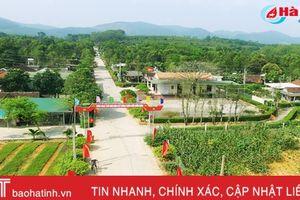Đẹp ngất ngây những khu dân cư NTM 'đáng sống' ở Hà Tĩnh