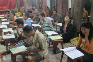 Giải mã bí ẩn ngôi đền chữa bệnh điên không cần thuốc ở Hưng Yên