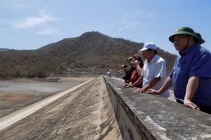 Ninh Thuận phải sử dụng nước tiết kiệm