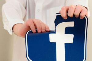Muốn giảm stress, hãy nghỉ chơi... Facebook?