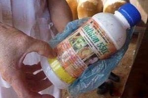 Sơn La: Bắt người đàn bà bỏ thuốc sâu đầu độc con chồng