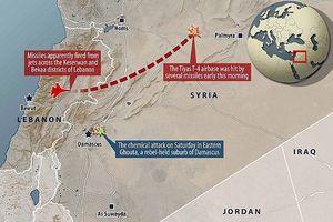 Tên lửa ồ ạt nã vào Syria và những lời cảnh báo lạnh người