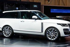 Cận cảnh SUV 2 của đắt nhất thế giới của Range Rover