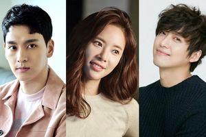 Bạn trai Park Shin Hye 'yêu' Hwang Jung Eum, làm tình địch của Nam Goong Min trong phim mới