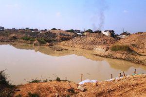 Kon Tum: Nỗi lo môi trường từ hoạt động của các lò gạch thủ công