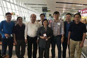 'Siêu' nông dân Việt sang Nhật Bản thăm trang trại triệu đô